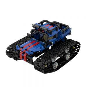 Buy iHoneycomb DIY Smart RC Robot Truck Car Programmable Block Building APP Control