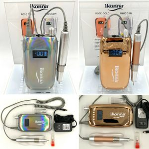 Buy iKonna Cordless Drill Machine - 35,000 RPM Motor - 2 Colors