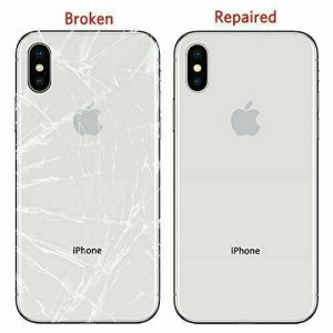Buy iPhone Back Glass/Screen Replacement/Housing/Chassis/Camera Lens Repair Service