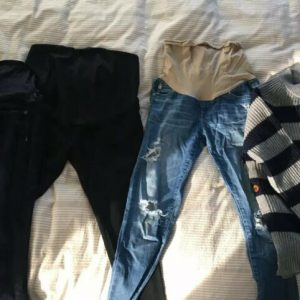 Buy maternity clothes small lot-Boob Design/Ingrid & Isabel/Gap/Adriana Goldschmeid