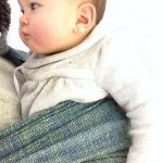 Buy organic baby carrying wrap