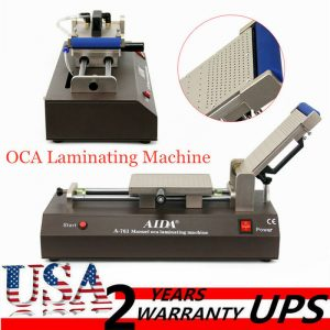 Buy 3 IN 1 LCD Screen Laminator Removal Machine Repair Tool Frame Laminating Iphone
