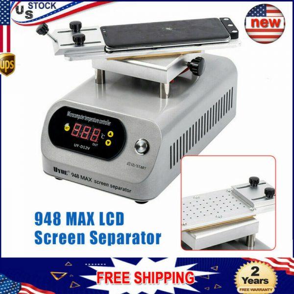 Buy 948MAX Screen Separator Mobile Phone Vacuum Advanced Splitter Repair Tool US Plu
