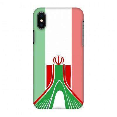 Buy AMZER Azadi Monument Iran Flag Hard Plastic Slim Printed Designer Snap On Case