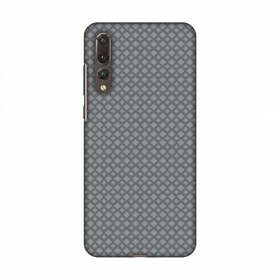 Buy AMZER Carbon Fibre Stone Gray 7 Hard Plastic Cover Slim Printed Snap On Case