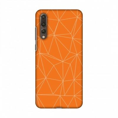 Buy AMZER Carbon Fibre Tangy Orange 13 Hard Plastic Cover Slim Printed Snap On Case