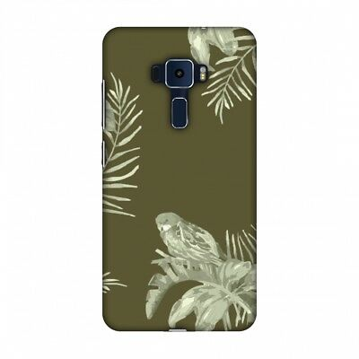 Buy AMZER Elements Of Tropical Olive Hard Plastic Cover Slim Printed Snap On Case