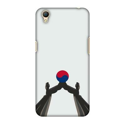 Buy AMZER Unification Arch South Korea Flag Hard Plastic Slim Printed Snap On Case