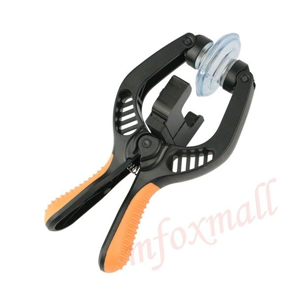 Buy Screen Seperator Double Suction LCD Screen Opening Clamp Pliers Repair LCD Tool
