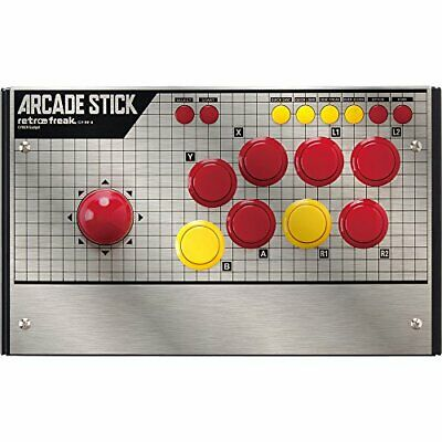 Buy Arcade stick for retro freak Cyber Gadget new from Japan