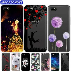 Buy For Case OPPO A1K Phone Case OPPO A1K Cover Silicone Soft TPU Back Cover Case