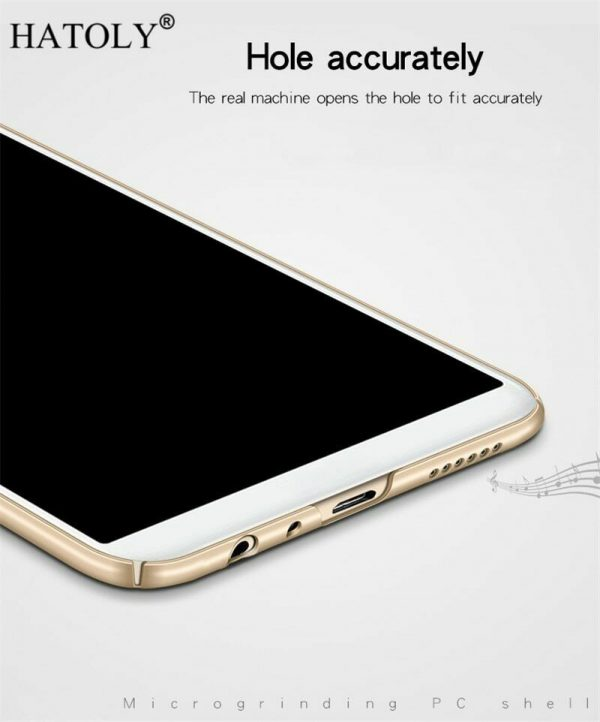 Buy For Smooth Cover Meizu 16th Case Meizu 16 m882h Ultra-thin Hard PC Protective