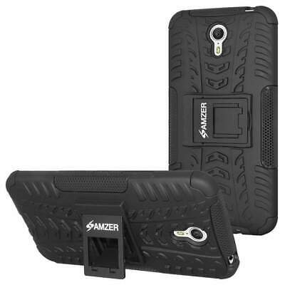 Buy Hybrid Warrior Case for Lenovo ZUK Z1 - Black/Black