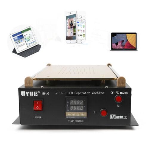 Buy LCD Touch Screen Glass Separator Vacuum Machine Phone Hot Plate Repair Tool US