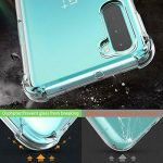 Buy Osophter for Oneplus Nord 5G Case,Oneplus 8 Case-Clear