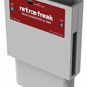 Buy Retro freak Gear CONVERTER for SMS dark gray Cyber Gadget new from Japan