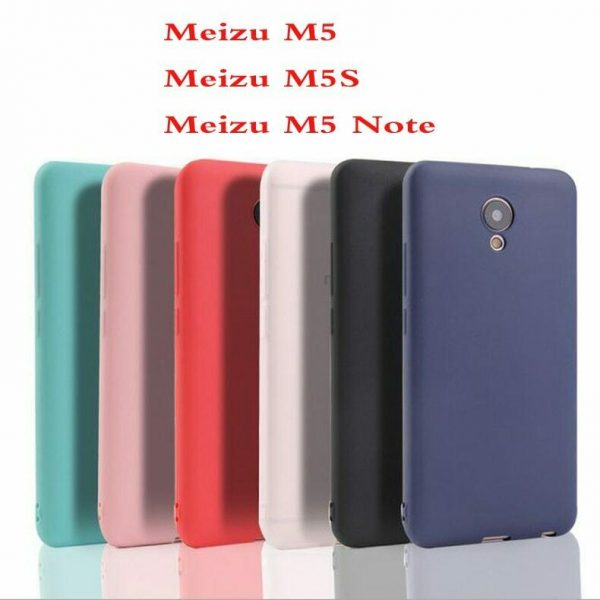 Buy Ricestate for Meizu M 5S case Meizu M5S M5 Note Soft Case For Meizu M5 M5S Note
