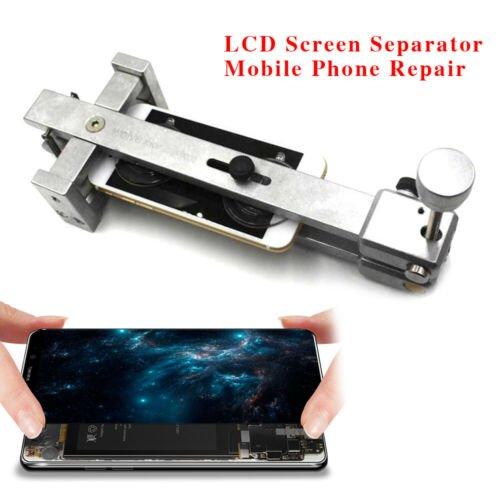 Buy Screen Opener Separator Fixture Smart Phone LCD Screen Opener with Sucker Silver