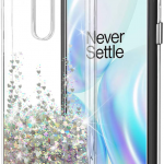 Buy Sunstory Oneplus 8 Case,1+8 Case,Oneplus 8 Case Glitter Clear With Moving Shiny