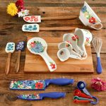 Buy The Pioneer Woman Dazzling Dahlias 20-Piece Gadget Set