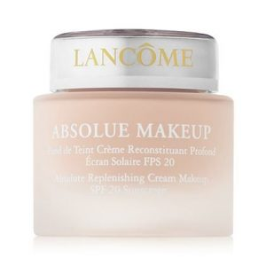 Buy Lancome ABSOLUE MAKEUP Absolute Replenishing Cream Makeup SPF Almond 20 W