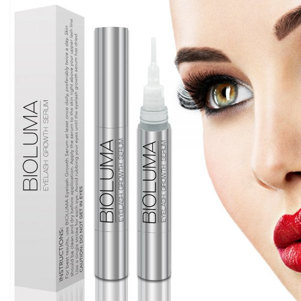 Buy Eyelash Serum (3 PACK) | BIOLUMA - Exclusive Eyelash Growth Activating Serum, Eyelash Enhancing Serum with Advanced Formula & Premium Ingredients