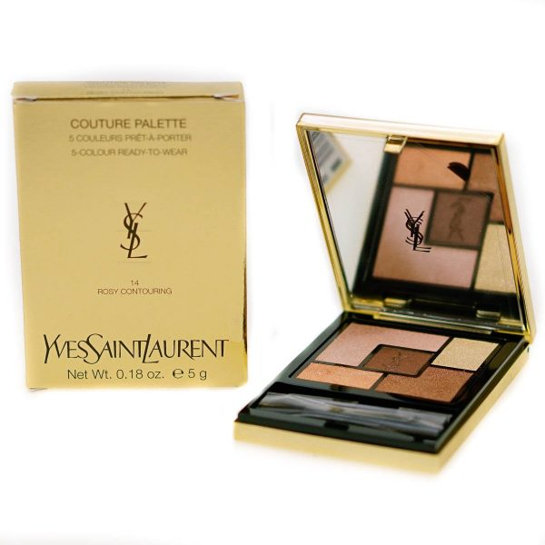 Buy Couture Palette Eye Contouring by Yves Saint Laurent N?14 Rosy Contouring