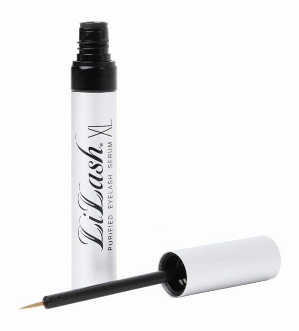 Buy LiLash Purified Eyelash Physician-Formulated Serum XL for Fuller & Longer Looking Eyelashes | Natural Eyelash Enhancer Safe for Sensitive Eyes & Contact Lens Wearers | 6-Month Supply (4mL)
