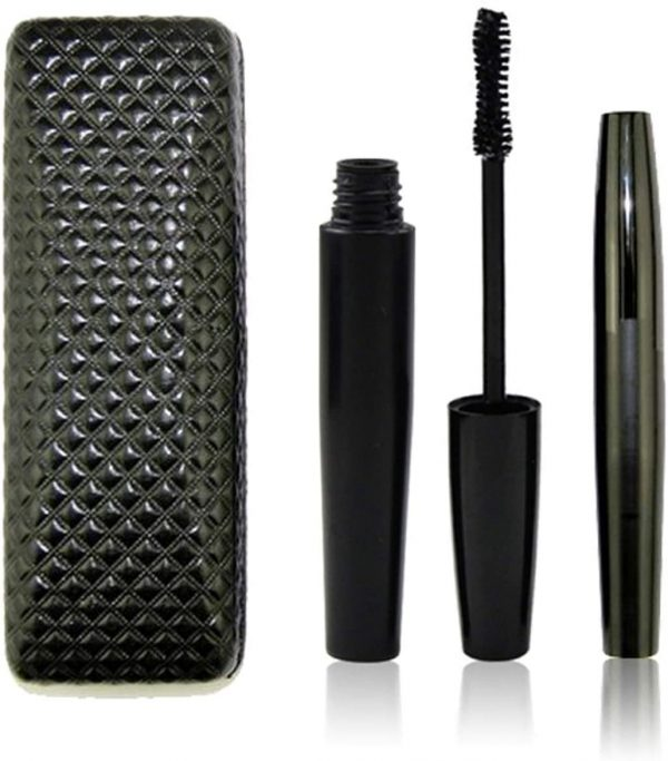 Buy DFSM 5 Pieces3D Fiber Mascara Brush Waterproof Thick Curl Black Eyebrow Mascara (Color : with Your Logo)